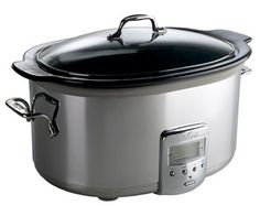 All-Clad's Electric Slow Cooker