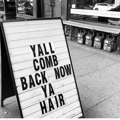 Ideas Hair Quotes Stylist Sayings Home Hair Salons, Hair Salon Interior, Album Design, Hair Salon Quotes, Vintage Hair Salons, Outdoor Fotografie, Cover Design, Hairstylist Quotes, Cosmetology Quotes