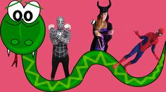 #Spiderman And #Elsa /w #Batman #Maleficent Captain America #Superhero Compilation #Cosplay