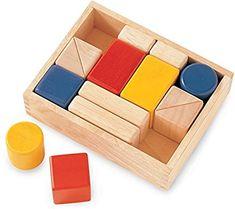 Amazon.com: Wonderworld First Sound Blocks Toy - Shape Sorting Cube - Creative Musical Tone Blocks Set: Toys & Games