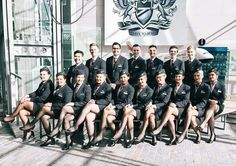 From I've been blessed with a group of the most incredible people and I'm so proud of all of us for making it through! So excited to start on this new adventure. British Airways Cabin Crew, Flight Attendant Life, Lovely Legs, New Adventures, Pilot, Blessed, The Incredibles, Women's Fashion, Sky