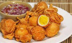 #EggPakora – Egg fritters