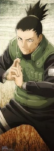 Naruto challenge day 1 favorite naruto character: SHIKAMARU IS AWESOME he controls shadows he is so cool and he got revenge in two weeks beat that sasuke