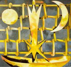 Francesco Clemente, The Ship of Time, 2006
