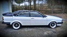 1984 Audi Coupe GT