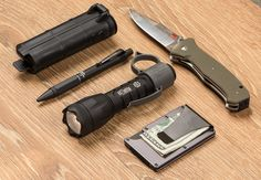 Enter for a chance to win some of the best products for your everyday carry. Items include an Elzetta Bravo flashlight with Thyrm SwitchBack, Al Mar SERE 2000 knife, Fisher The Clutch pen, The Ridge Wallet, and a Thyrm CellVault XL.