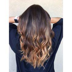 Hair goals. #balayage #hairinspo