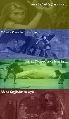 the big four at hogwarts | snowday-fun:Made this because everyone loves the big four at Hogwarts ...