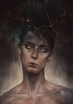 Odius Carrapon Aradenos, heir to the throne of Lemar [centauri by len-yan on DeviantArt]