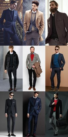 A Guide To Smart Knitwear Styling: The Crew Neck Jumpers, Lookbook Inspiration