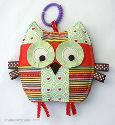 Hey, I found this really awesome Etsy listing at http://www.etsy.com/listing/84578063/juliet-the-patchwork-owl-crinkle-toy