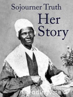 Here you'll fin an educational reading passage on Sojourner Truth with questions focusing on summary skills.