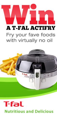 The WomanFreebies T-fal ActiFry GIVEAWAY
