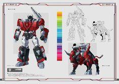 TFcon Toronto 2017 Ongoing Third-Party Round-Up - Transformers News - Transformers Decepticons, Transformers Prime, Robot Concept Art, Robot Art, Tf Art, Mecha Suit, Robot Design, Gundam Model, Mobile Suit