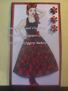 vixenvarg: Jiggery Makery....... A Spanish Feel