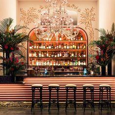 New Cabaret Club in Miami—El Tucan