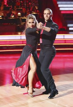 Dancing With The Stars: All-Stars Week 7 Shawn Johnson and Mark Ballas. Wonderful.