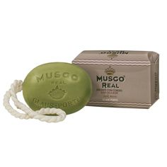 Imperial Black - Musgo Real Soap On A Rope- Oak Moss