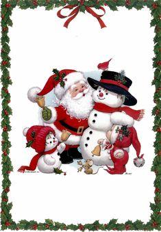 Santa/'s pequeños ayudantes adorable Elfos alfabeto de Navidad Cuadro De Punto De Cruz