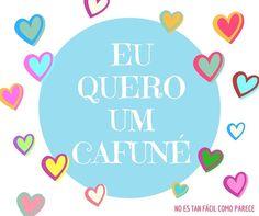 Hola amigos. ¿Cómo estáis?  Hoy quiero hablar de una palabra muy especial. CAFUNÉ!! Se refiere al movimiento tierno de pasar los dedos entre el cabello de la persona amada, hacer caricias en la cabeza. Todo mundo gosta de um cafuné, podemos fazer cafuné também nos nossos bichinhos de estimação. Tem uma frase que diz: Quero café e um cafuné!! #cafuné #brasil #aprenderportugués #idiomaportugués www.noestanfacil.wix.com/brasilpt