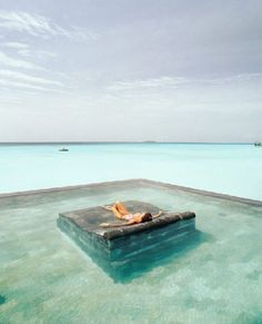 Looks soo  relaxing!!