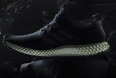 Futurecraft 4D, the new 3D printed shoes from Adidas  Adidas, the German sports equipment manufacturer, has just introduced the Futurecraft...