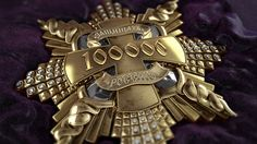 "We have developed a commemorative medal for the community - ""Defend Russia."""
