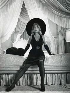 Actress Martha Hyer 1955