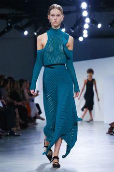 Look 26 - Proenza Schouler Ready To Wear Spring Summer 2016 New York - NOWFASHION