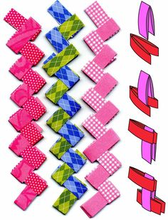Paper Chains - ART PROJECTS FOR KIDS