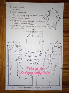 Sewing Sleeves, Tandoori Masala, Islamic Love Quotes, Kebaya, School Fashion, Pattern Making, Sewing Tutorials, Free Pattern, March