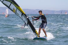 Harness lines: length, width and positioning for windsurfing Windsurfing, Wakeboarding, Sup Surf, Big Challenge, Water Photography, Big Waves, Gopro, Surfboard, Sailing