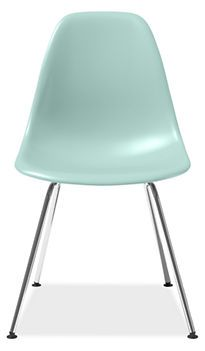 Eames® Molded Plastic Chairs with 4-Leg Base - Modern Classic Dining - Dining - Room & Board
