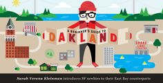 I knew when I moved to Oakland a couple years ago that I'd have to do some convincing to get my San Francisco friends to come hang out in the East Bay. Oakland is rad. It has its own feel,…