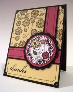 using Stampin Up Together Forever