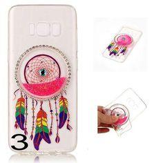 Etui la cloche à vent Samsung Galaxy S8,housse de protection individualité pour Samsung Galaxy S8 pas cher