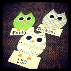 My Fall semester door decs! My residents loved them!
