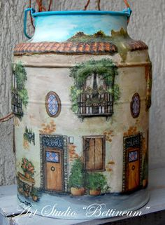 La Provance Container by Bettineum on Etsy, $57.00