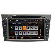 Rupse 7″ Car DVD GPS For 2004 2005 2006 2007 2008 2009 Opel Vauxhall/Antana/Astra/Combo/Corsa/Meriva/Tigra /Vectra/Vivaro/Zafira with GPS Navigation Vehicle GPS with Maps (OEM Factory Style,Free Maps)