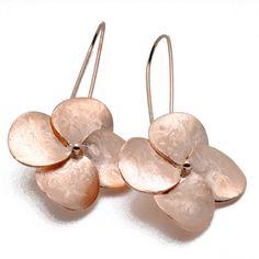 Flower Drop Earrings #Earrings