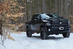 "4"" Suspension Lift Kit - 2013 - 2015 Dodge 1500 4WD"