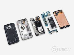 452108f8a70b Galaxy teardown reveals challenges for DIYers The latest Samsung flagship  handset scored five out of 10 on iFixit s repairability scale
