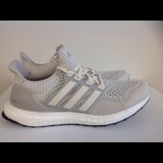 Adidas ultra boost ltd cream Brand new men size 8,9 with original box Adidas Shoes Athletic Shoes
