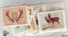 #1626-1635 Hungary - Animals (MNH) – Hungaria Stamp Exchange