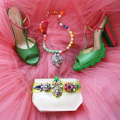 Sparkle and shine in these rich, vivid hues   @vintagetraffic   #pollini #asos #sparkle #liketkit www.liketk.it/ai1Q @liketkit