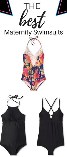 The 11 Cutest Maternity Swimsuits - Everyday With Bay Cute Kids Fashion, Toddler Fashion, Mom Outfits, Fashion Outfits, Womens Fashion, Maternity Fashion, Maternity Styles, Maternity Swimsuit, Best Mom