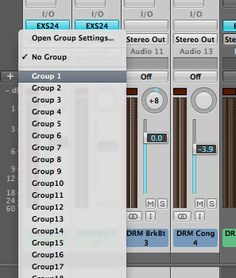 Mixing A Track In Logic - Logic Pro Tutorial | LoopBlog - The Music Producers Blog