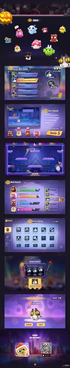Super Smash Toys - Game UI