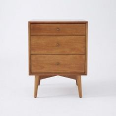 Mid Century Side Tables - Acorn