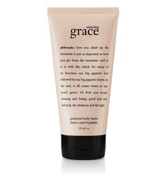 embrace your beauty and femininity with amazing grace body butter.